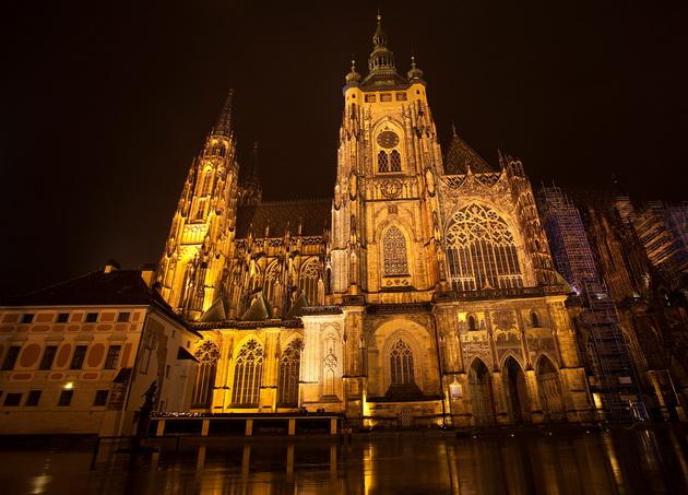 Головний собор Праги. Собор святого Віта (10)
