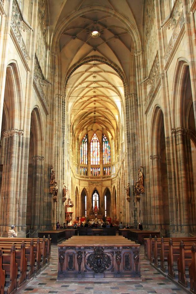 Головний собор Праги. Собор святого Віта (9)