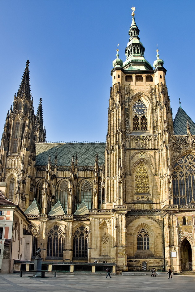 Головний собор Праги. Собор святого Віта (8)