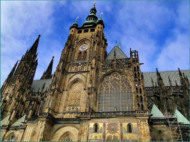 Головний собор Праги. Собор святого Віта (6)