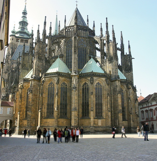 Головний собор Праги. Собор святого Віта (5)