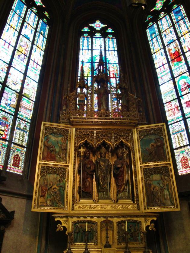 Головний собор Праги. Собор святого Віта (3)