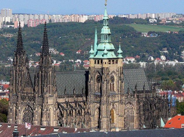 Головний собор Праги. Собор святого Віта (1)