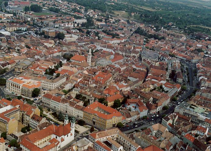 Найбільш середньовічне місто Угорщини (9)