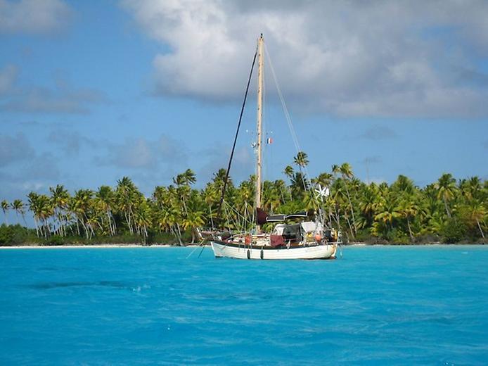 Острови Туамоту. Найбільший ланцюг атолів в світі (1)