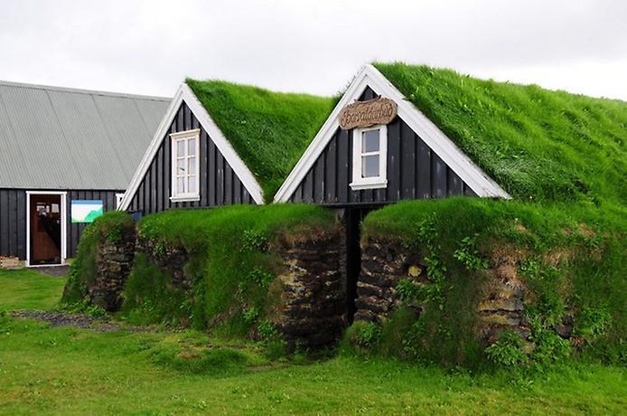 Традиційні будинки Ісландії (1)