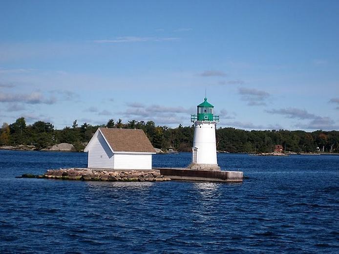 Тисяча островів річки Сент-Лоуренс (2)