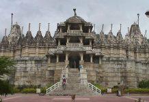Храмовий комплекс Ранакпура (9)
