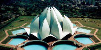 Храм Лотоса. Дивовижна квітка Нью-Делі (11)
