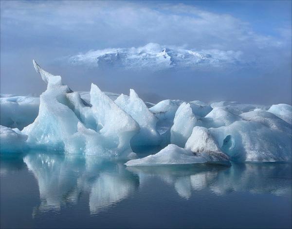 Лагуна Льодовиків в Ісландії (3)