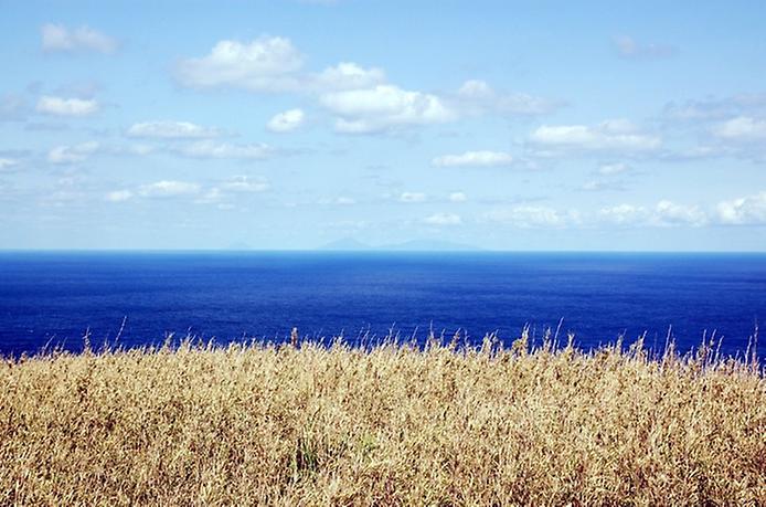 Найнезвичайніший вулканічний острів Японії. Аогашіма (1)