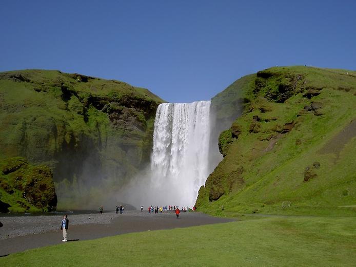 Скогафос - найзнаменитіший водоспад Ісландії (7)