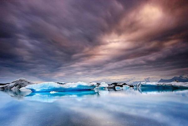 Лагуна Льодовиків в Ісландії (10)