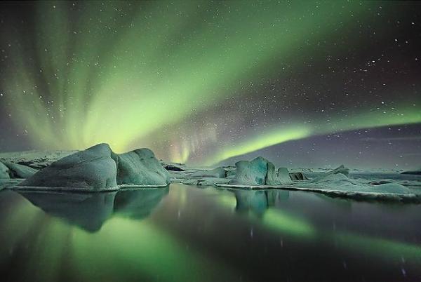 Лагуна Льодовиків в Ісландії (1)