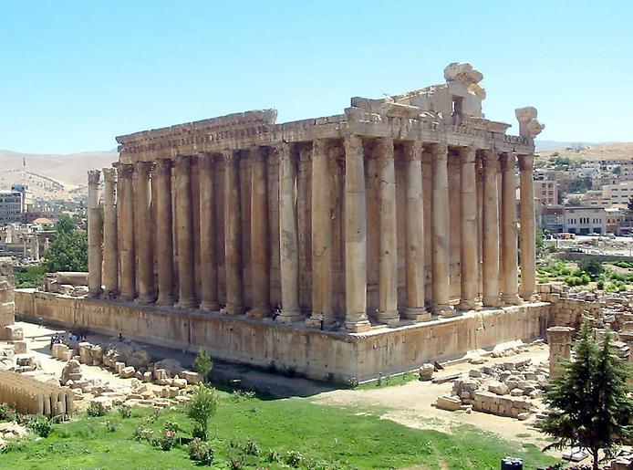 Історичний Баальбек і його древні храми (9)