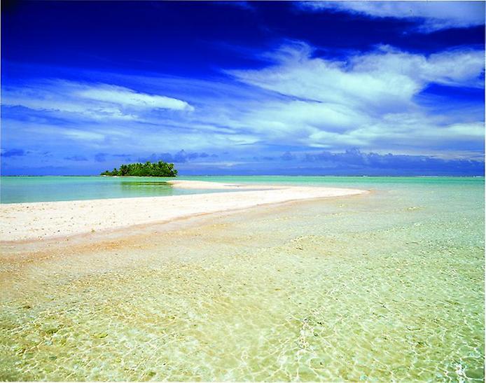 Острови Туамоту. Найбільший ланцюг атолів в світі (9)