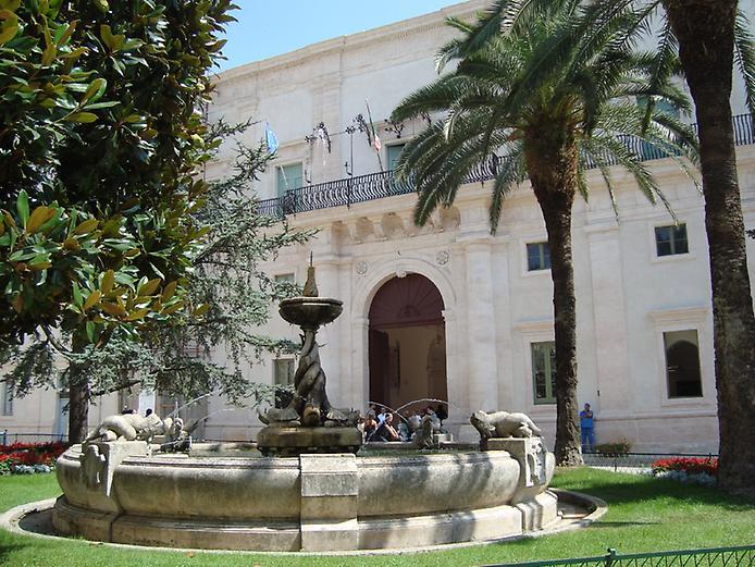 Апулія - «Каблучок італійського чобітка». Елегантне бароко Мартіна-Франка (36)