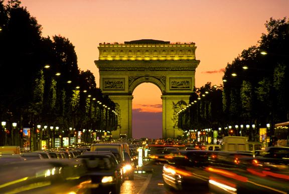 Подорож у найкрасивіше і найтаємничіше місто в світі. Подорож в мрію - в Париж. (6)