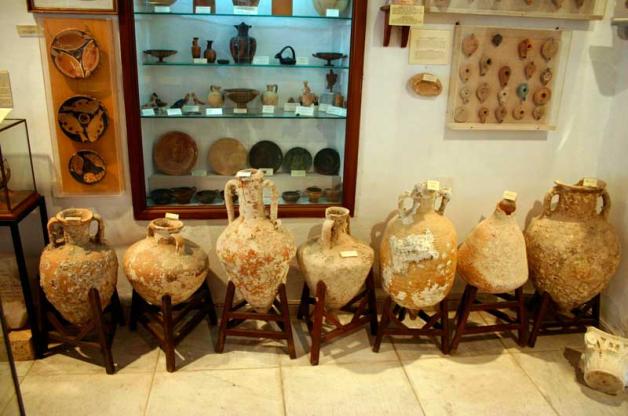 Музей Егейського моря на острові Міконос (3)