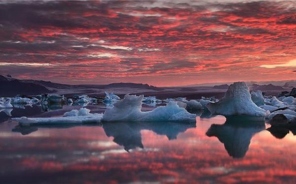 Лагуна Льодовиків в Ісландії (9)