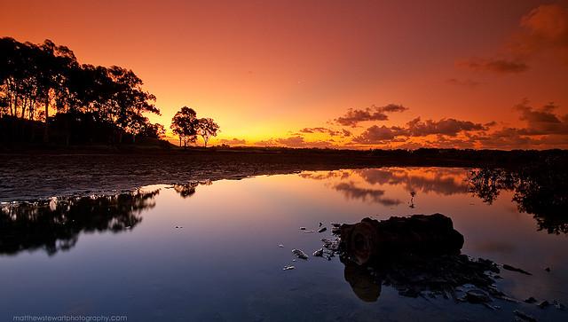 Захід сонця і його пишність (8)