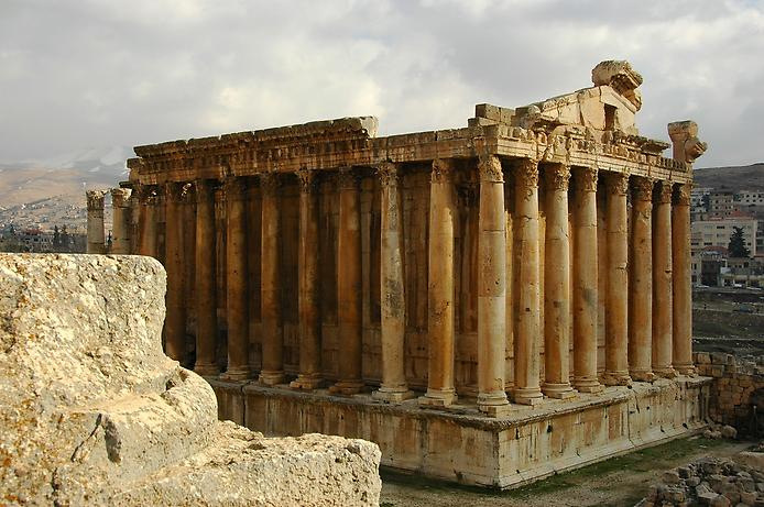 Історичний Баальбек і його древні храми (8)