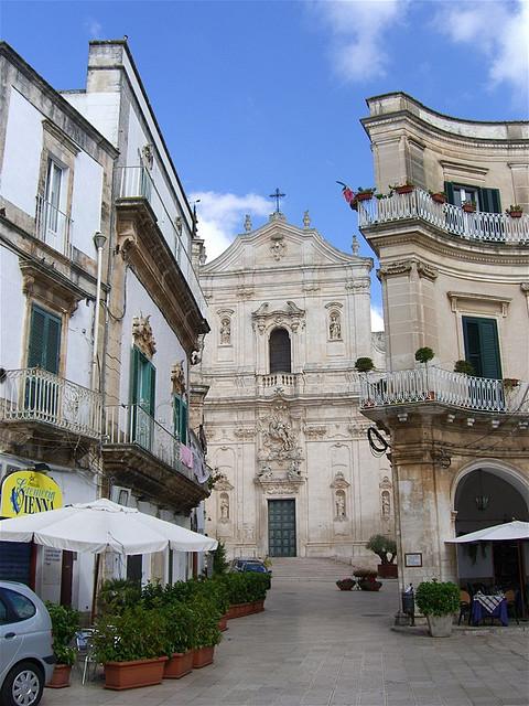 Апулія - «Каблучок італійського чобітка». Елегантне бароко Мартіна-Франка (34)