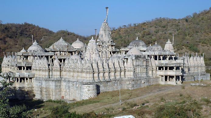 Храмовий комплекс Ранакпура (8)