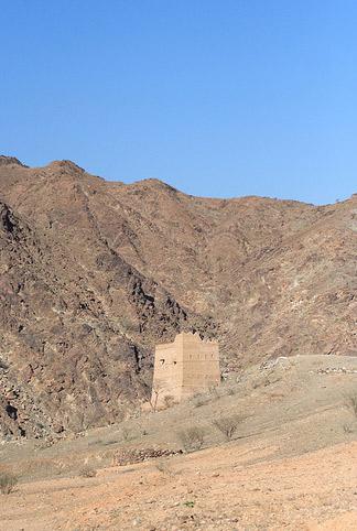 Неймовірна літаюча фортеця Аль Хейль в ОАЕ (1)