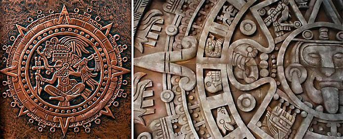 ацтекський календар