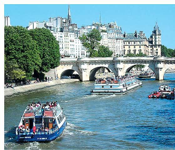 Подорож у найкрасивіше і найтаємничіше місто в світі. Подорож в мрію - в Париж. (5)