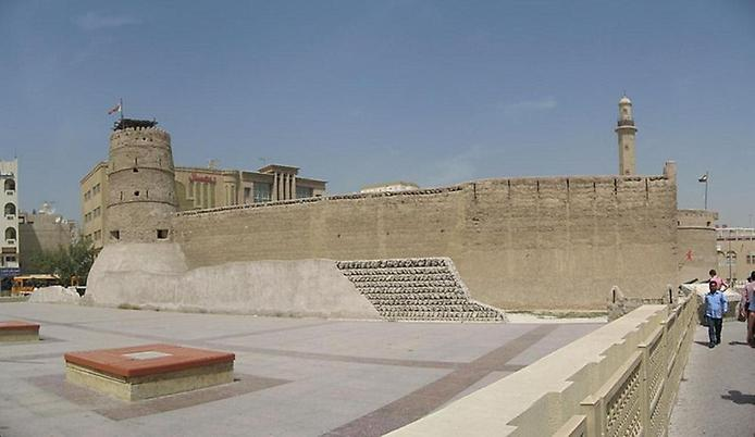 Дивовижний музей Форт Аль-Фахіді в ОАЕ (5)