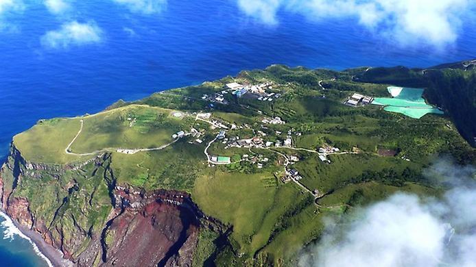 Найнезвичайніший вулканічний острів Японії. Аогашіма (10)