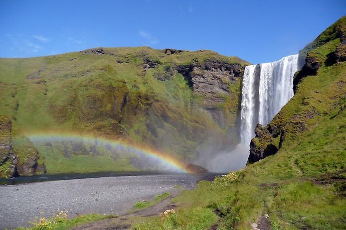 Скогафос - найзнаменитіший водоспад Ісландії (5)