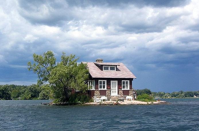 Тисяча островів річки Сент-Лоуренс (10)