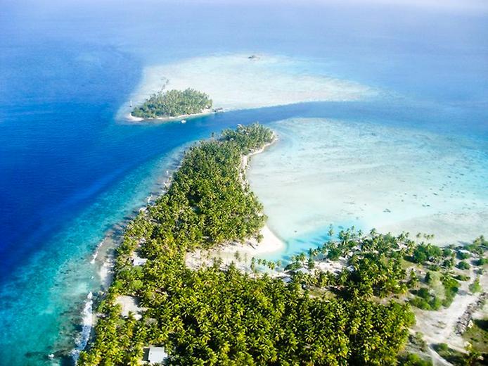 Острови Туамоту. Найбільший ланцюг атолів в світі (8)