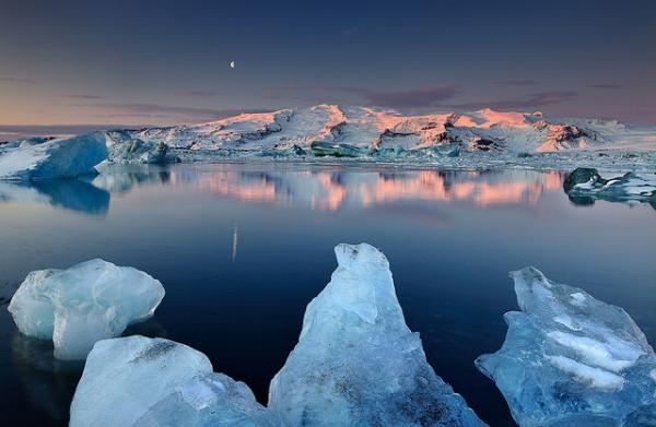 Лагуна Льодовиків в Ісландії (8)