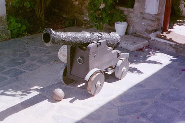 Музей Егейського моря на острові Міконос (2)