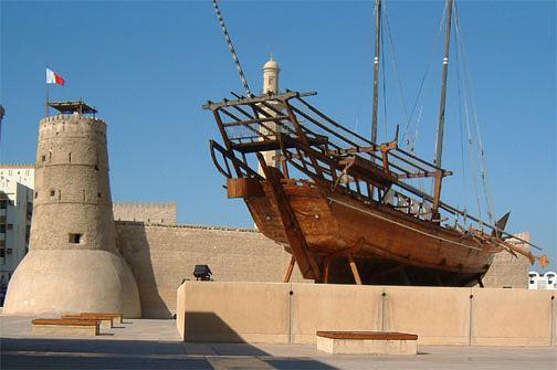 Дивовижний музей Форт Аль-Фахіді в ОАЕ (3)