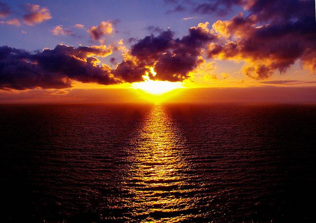 Захід сонця і його пишність (7)
