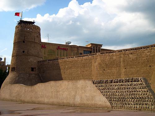 Дивовижний музей Форт Аль-Фахіді в ОАЕ (2)