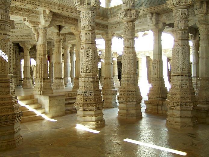 Храмовий комплекс Ранакпура (7)