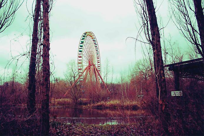 Покинутий парк розваг Плантервальд (14)