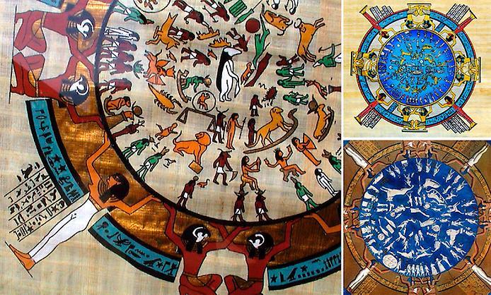 Мистецтво древніх календарів (6)