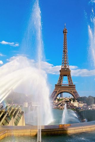 Подорож у найкрасивіше і найтаємничіше місто в світі. Подорож в мрію - в Париж. (4)