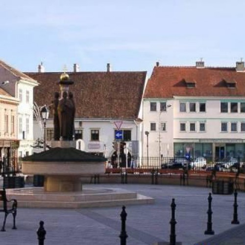 Найбільш середньовічне місто Угорщини (6)