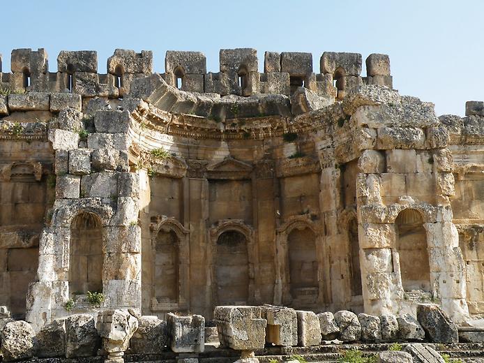 Історичний Баальбек і його древні храми (7)