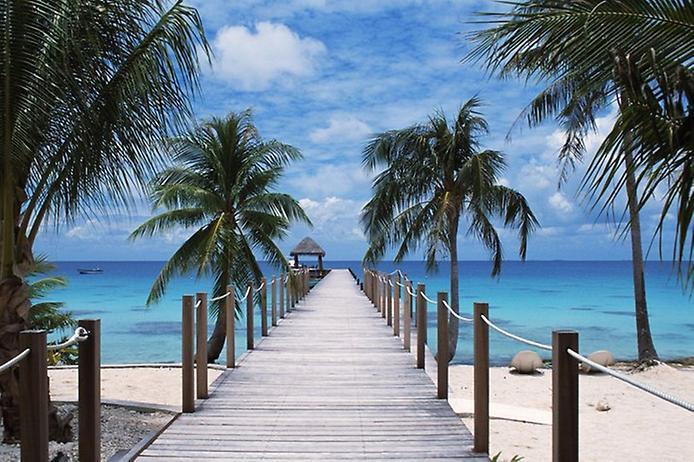 Острови Туамоту. Найбільший ланцюг атолів в світі (7)