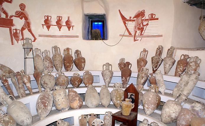 Музей Егейського моря на острові Міконос (1)