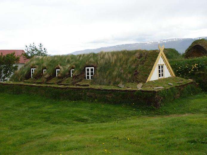 Традиційні будинки Ісландії (6)